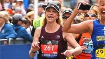 First Woman To Officially Run Boston Marathon Ran Again
