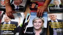 Sondage présidentielle : Macron et Le Pen en baisse, Fillon et Mélenchon en embuscade