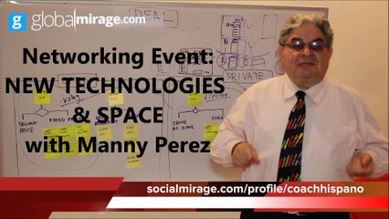 Web Networking New Technologies Promo April 26