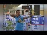 Atanu Das progresses into round of 16 in Archery at Rio Olympics 2016 | Oneindia News