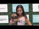 Asia Monet Ray 2nd Annual Super Saturday LA! Green Carpet Arrivals
