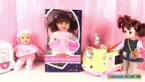 Ambulance Baby Doll Doctor Toys Hospital Poupée Malade