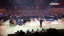 La Seine musicale : premier concert dans l'auditorium de l'île Seguin