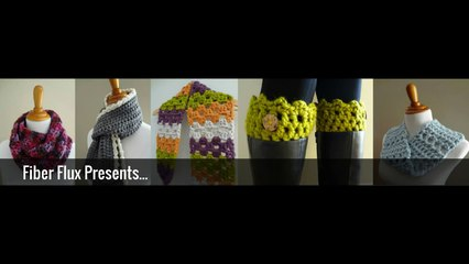 How to Crochet Scarf