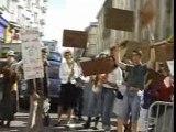 Manif anti-ecolo a Brest