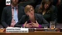 US Defends UN Vote On Israeli Set