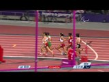 Athletics - Women's 1500m - T20 Final - London 2012 Paralympic Games