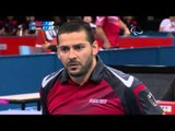 Table Tennis - GER v CHN - Men's Singles Cl 4-5 Quarterfinal 1 M2 - London 2012 Paralympic Games.mp4