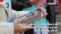 Présidentielle : ils tractent pour la première fois pour les candidats favoris