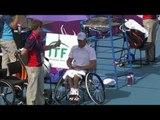 Wheelchair Tennis   FRA vs NED   Men's Singles Semifinal   London 2012 Paralympic Games