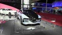 Vehículos eléctricos e híbridos, reyes del Salón del Automóvil de China