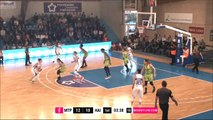 Playoffs LFB - Quart de finale belle: Lattes Montpellier - Hainaut Basket
