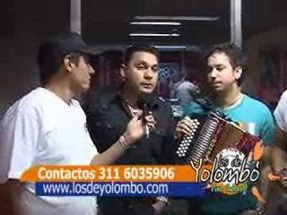 Jean Carlos Centeno Con Los De Yolombo
