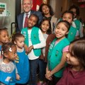 Meet troop 6000, the first girl scout troop made up of homeless girls [Mic Archives]