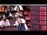 GST bill passed in Rajya Sabha making way for 'one nation one tax'| Oneindia News
