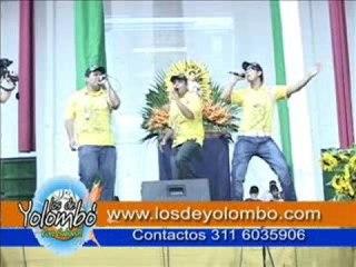 Ponerlo A Toda (En Vivo) - Los De Yolombo