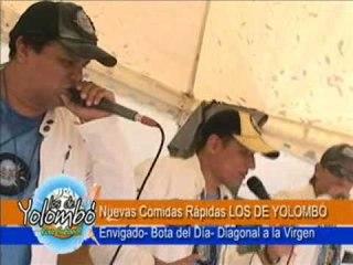 Presentacion en Viterbo Caldas - Los De Yolombo