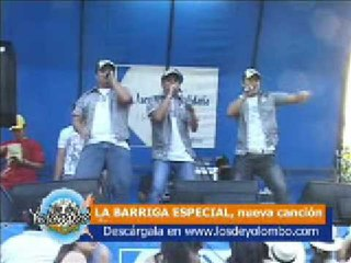 La Barriga Especial (En Vivo) - Los De Yolombo