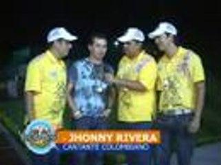 Con Jhonny Rivera (Parte 2) - Los De Yolombo