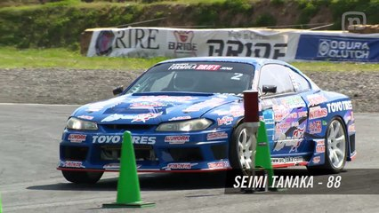 Formula Drift Japan Round 1 - Top 5 Qualifiers