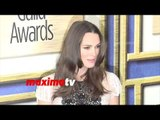 Keira Knightley 2015 Writers Guild Awards L A  Red Carpet Arrivals