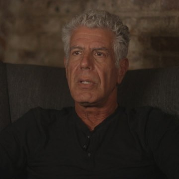 ORIGINAL: Anthony Bourdain knows exactly what he would say to Trump if he had the chance. [Mic Archives]