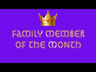 Family Member Of The Month    Beautiful Moment    WittyFeed