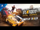 FlatOut 4 Total Insanity - Gameplay Trailer