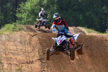YFZ Hot Laps: Chad Wienen Takes On Alabama's Monster Mountain ATVMX National