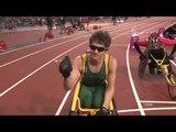 Athletics - Men's 200m - T34 Final - London 2012 Paralympic Games