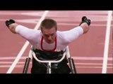 Athletics - Men's 100m - T53 Final - London 2012 Paralympic Games