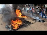 PoK elections : Pakistani flags burned by protesters over rigged polling | Oneindia News