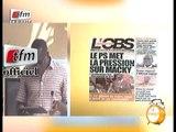 Yeewu Leen - 11 Mai 2015 - Revue de presse avec Mamadou M.Ndiaye