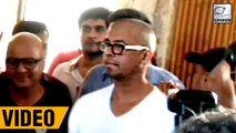 Sonu Nigam SHAVED HIS HEAD After Azaan Controversy | Press Conference