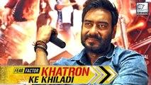 Ajay Devgn To Replace Rohit Shetty As The Host In Khatron Ke Khiladi Season 8?
