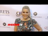 Busy Philipps, Becki Newton, Ian Ziering 4th Annual Norma Jean Gala Red Carpet