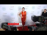 Stacy Keibler 30th Anniversary Impact Awards Gala Red Carpet
