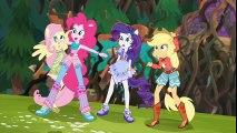 La Batalla de Las Chicas [Latino] - Equestria Girls- La Leyenda de Everfree [HD]