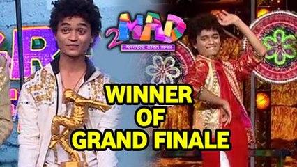 2 Mad Dance Grand Finale Winner and Special Performances Amruta Khanvilkar Colors Marathi