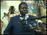 Le President Henri Konan Bedié se prononce sur ses échanges avec le president Ouattara A.
