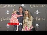"""Rebecca Gayheart & Eric Dane """"Cinderella"""" World Premiere Red Carpet"""