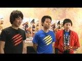 Street Fighter X Tekken : Daigo et Tokido