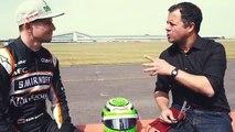 Formula 1 Pilotu Pisti Nasıl Görüyor Formula 1 pilotu pisti böyle görüyor