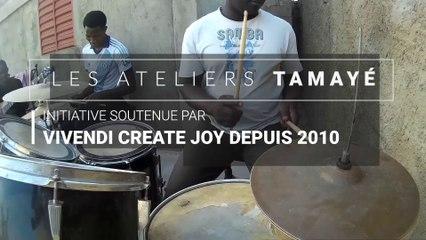 Ateliers Tamayé & Vivendi Create Joy