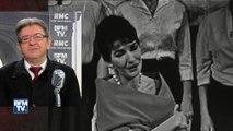 """""""Vous et moi, nous sommes deux oliviers."""" Mélenchon poétise sur un chant de Maria Callas face à Bourdin"""