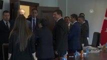 Başbakan Yardımcısı Kurtulmuş, Ayd Üyelerini Kabul Etti