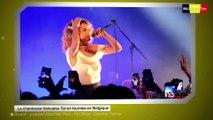 La chanteuse française Tal en tournée en Belgique