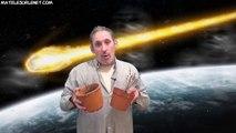 Astéroïde frôlant la Terre = Ouaf ouaf ! Même pas peur