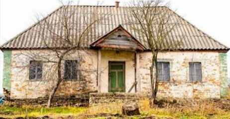 Stara kuca zamrznuta u vremenu