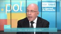 """Avant le premier tour, Eric Ciotti dénonce une """"campagne nauséabonde"""" du """"système Hollande"""""""